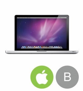 "Apple MacBook Pro - A1278 (Mid-2012) - i5 2.5 Ghz - 4 GB RAM - 500 GB HDD - 13.3"" Skærm - Grade B"