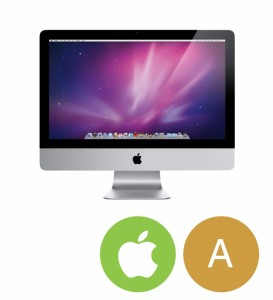 "Apple iMac 21,5"" - Intel Core2Duo 3,06GHz 500GB HDD 4GB (Late-2009) - Grade A"