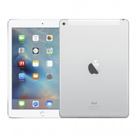 Apple iPad Air 2 64GB WiFi + Cellular (Silver) - Grade B